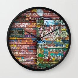 Anderson's Dock Wall Clock