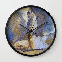 Warrior Rock Wall Clock