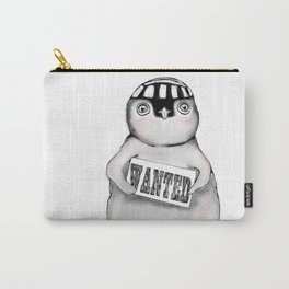 Wanted Penguin Carry-All Pouch