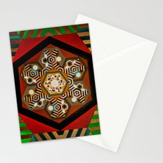 The Three Ages II Stationery Cards