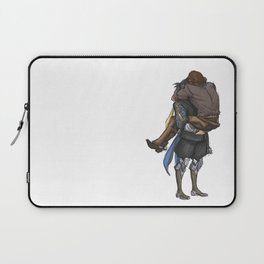 Smol & Strong Laptop Sleeve