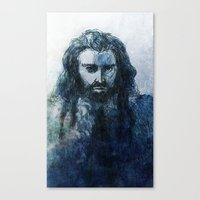 thorin Canvas Prints featuring Thorin II by Casey Shaffer
