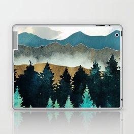 Forest Mist Laptop & iPad Skin