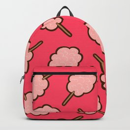 Cotton Candy Pattern Backpack