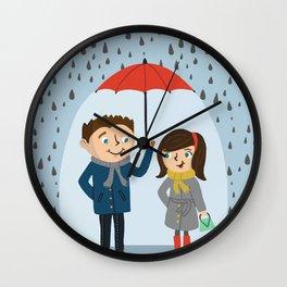Chivalry Wall Clock
