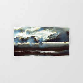 Above the Sea Hand & Bath Towel