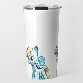Ponies Travel Mug