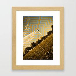 BerlinLAB Framed Art Print