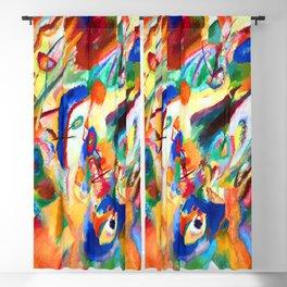 Wassily Kandinsky Composition VII B Blackout Curtain