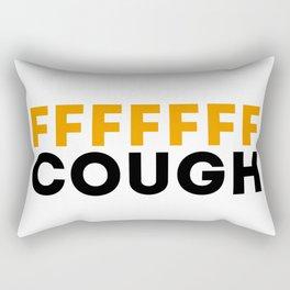 F-Cough [Sherlock] Rectangular Pillow