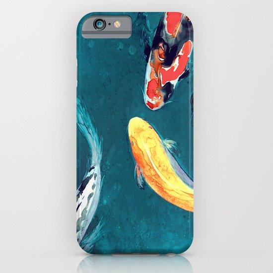 Water Ballet iPhone & iPod Case