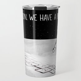 Houston, we have a problem Travel Mug