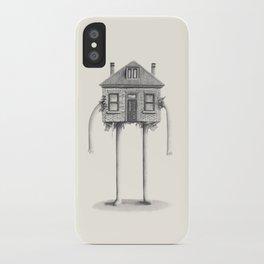 53 Arthur's Circus iPhone Case
