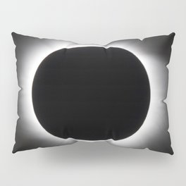 Solar Eclipse Pillow Sham