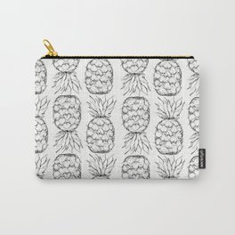 pineappleprint Carry-All Pouch
