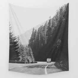 ROAD TRIP / Canada Wall Tapestry
