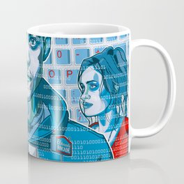 Mr. Robot Coffee Mug