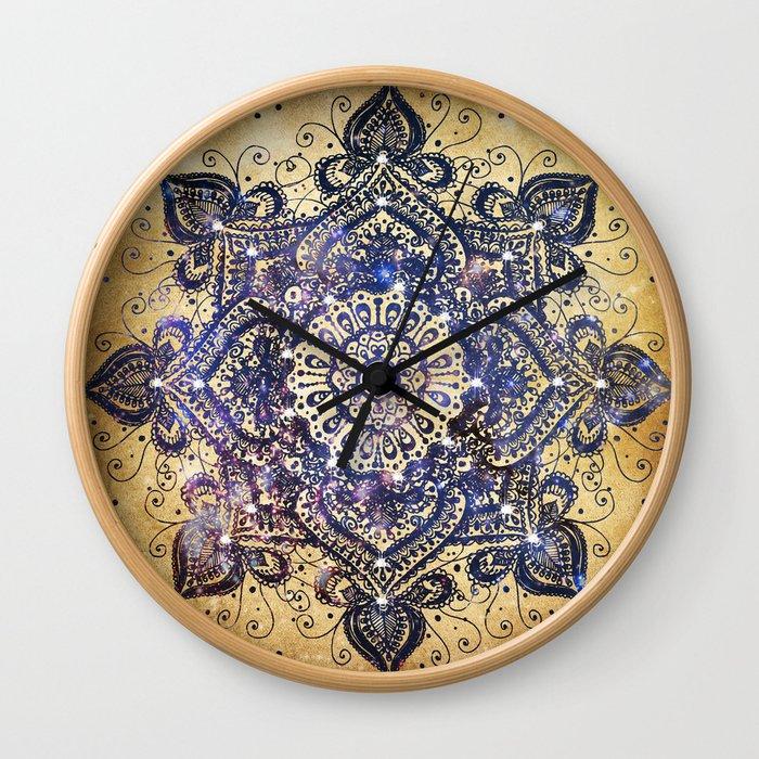 Gypsy Magic Wall Clock