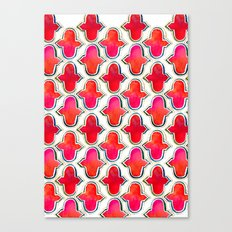 Moroccan Pattern Canvas Print