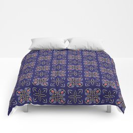Royal [abstract pattern A] Comforters