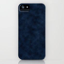 Blue Velvet iPhone Case