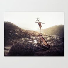 Heights Canvas Print