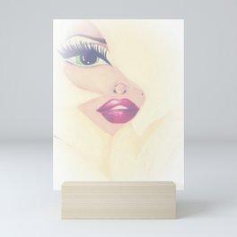 Gentlemen Prefer Pink Mini Art Print