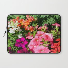 Mixed Flowers Laptop Sleeve