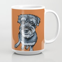 Frankie the Schnoodle Coffee Mug