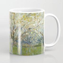 Van Gogh - The Pink Orchard, 1888 Coffee Mug