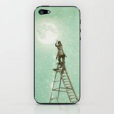 Waning Moon iPhone & iPod Skin