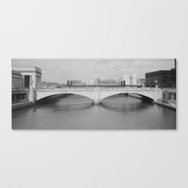 Over The Schuylkill Canvas Print