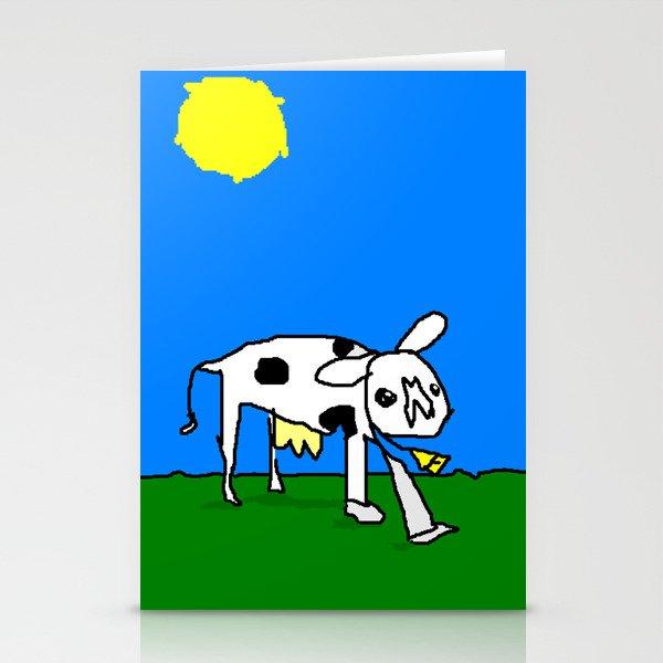 MooMoo Stationery Cards