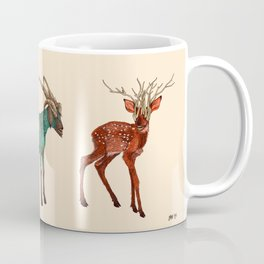 Babes in Woodland (Trio) Coffee Mug