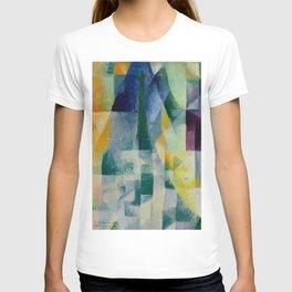 "Robert Delaunay ""Simultaneous Windows"" (2nd Motif, 1st Part), 1912 T-shirt"