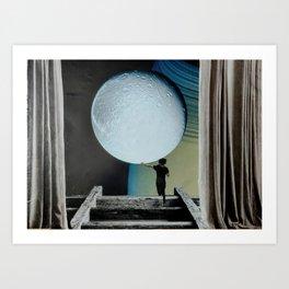 Your Modern Celestial Home VI Art Print