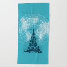 World News Beach Towel