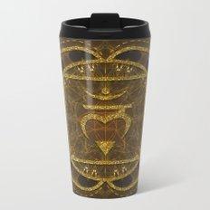 Earth Glitter | Root Chakra Metal Travel Mug