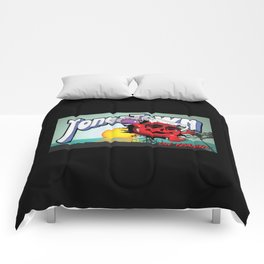Jonestown, Oh Yeah! Comforters