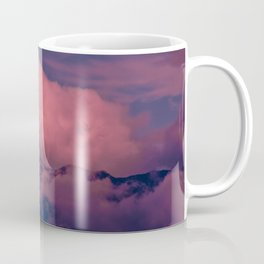 Winter Storm Clouds Coffee Mug