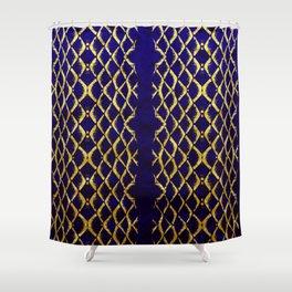 Royal Mermaid Shower Curtain