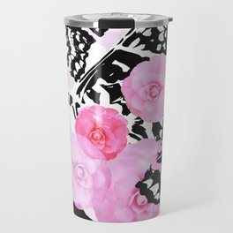 Camellia Blush Travel Mug