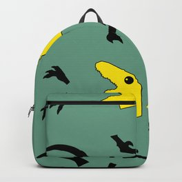 Dinosaur Disassembly Backpack