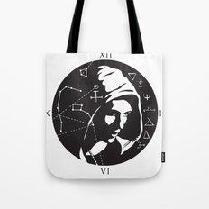 Symbols theme Tote Bag
