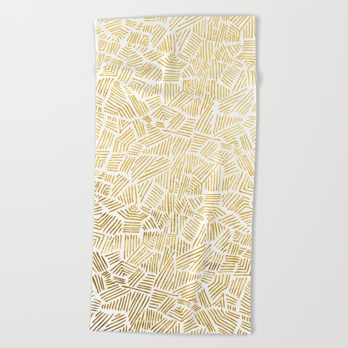 Inca Sun Beach Towel