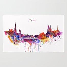 Zurich Skyline Rug
