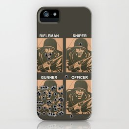 So Shoot Me! iPhone Case