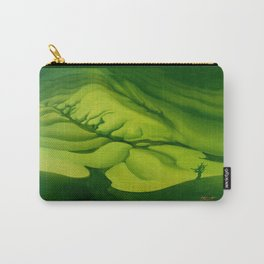Green, Green ... Carry-All Pouch