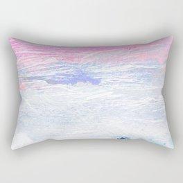 sky view Rectangular Pillow