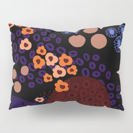 Woodsy Blooms Pillow Sham